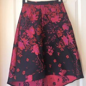 Eva Franco Jacquard Skirt from Anthropologie
